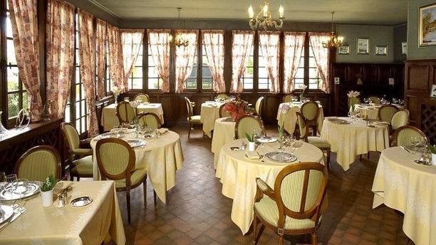 Errard Salle du restaurant