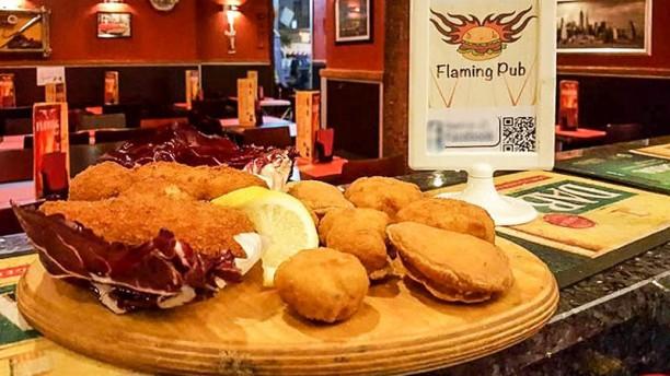 Flaming Pub Suggerimento dello chef
