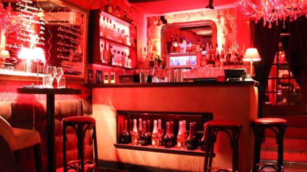 La Chimère Café Salon du restaurant