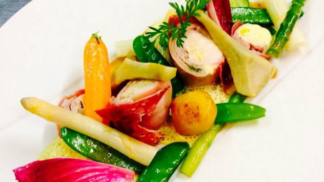 Suggestion du Chef - La Chimère, Aix-en-Provence
