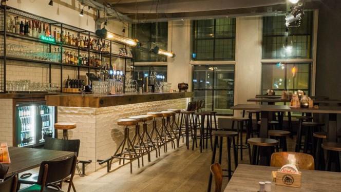 Restaurant - Block & Barrels, Groningen