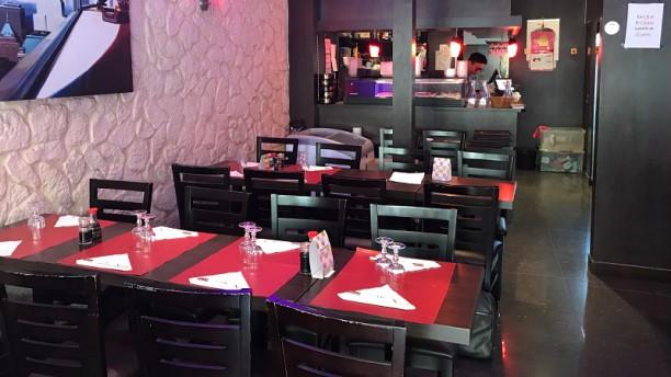 Yokoso Salle du restaurant