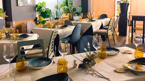 Alo Restaurant Sala