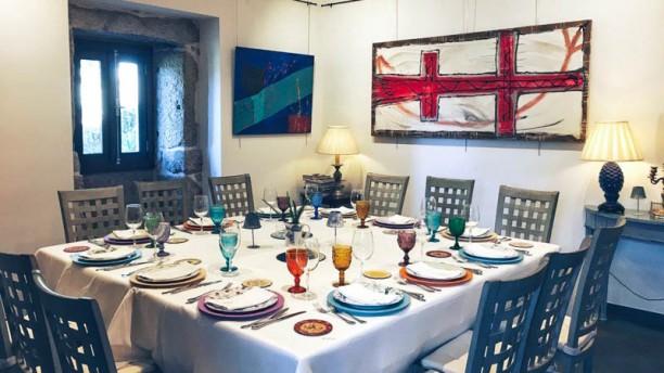 Quinta de San Amaro - Hotel Vista sala