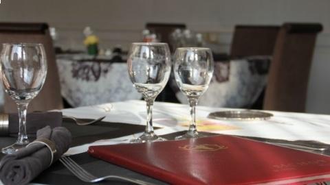 restaurant - Hostellerie du Val de Sioule - Chouvigny
