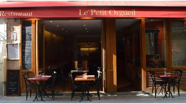 Le Petit Orgueil facade