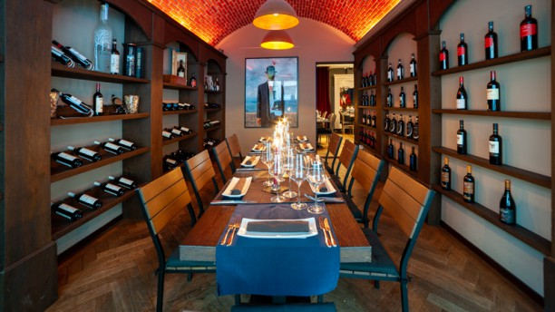 Dario's Salle du restaurant