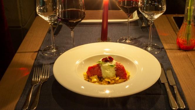 Suggestion de plat - Dario's, Genève