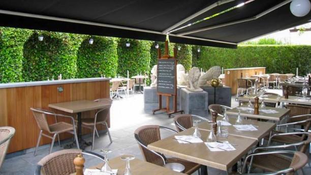 Café Maris La terrasse