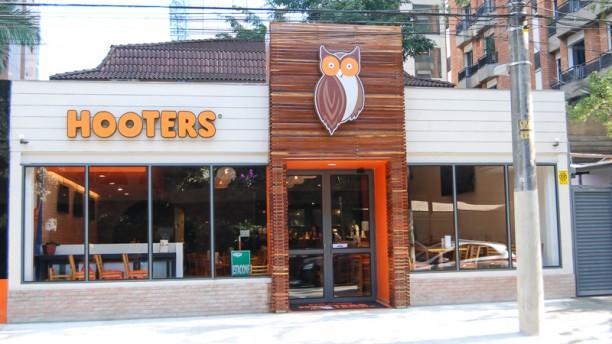Hooters - Paulista Entrada