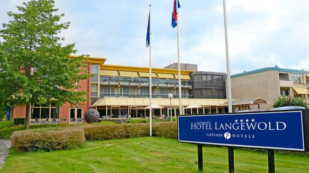 Fletcher Hotel-Restaurant Langewold Ingang