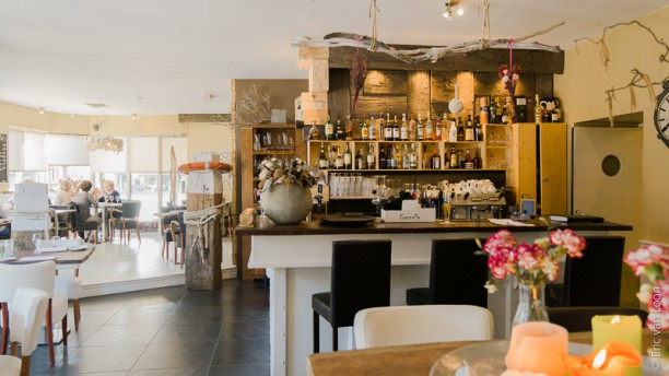 Bistro Cannelle Het restaurant