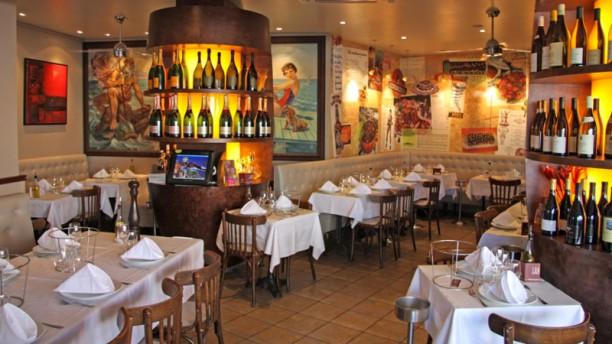 Le Bistrot d'Éric Salle du restaurant