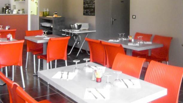 Restaurant O K6 Vue de la salle