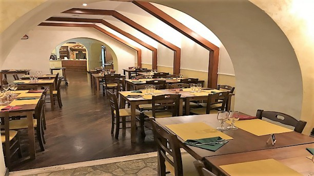 Scilla & Cariddi Vista sala