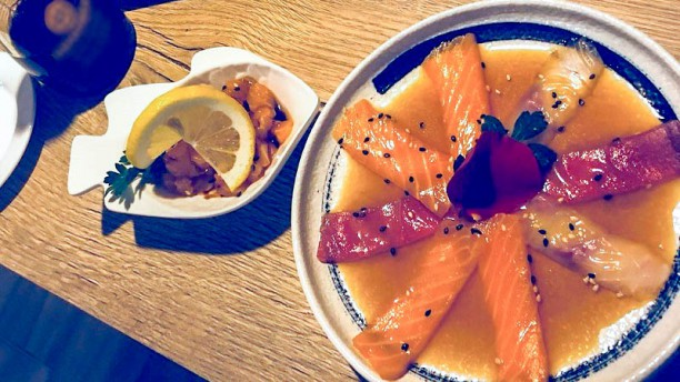 Sushi Kings Suggerimento dello chef