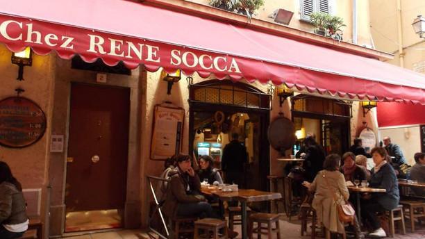Chez René Socca Restaurant