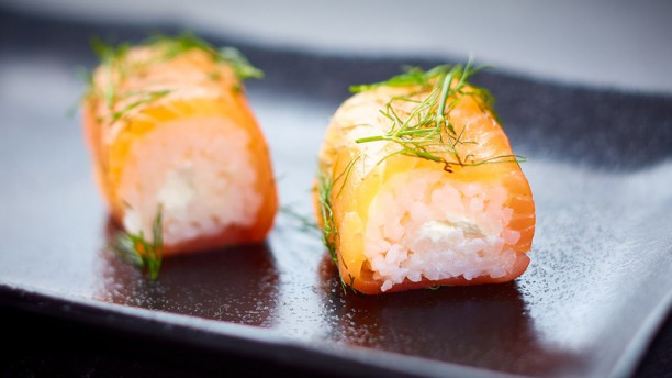 Eat sushi Suggestion de plat