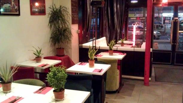 Restaurant Pezzo Salle intérieur 2