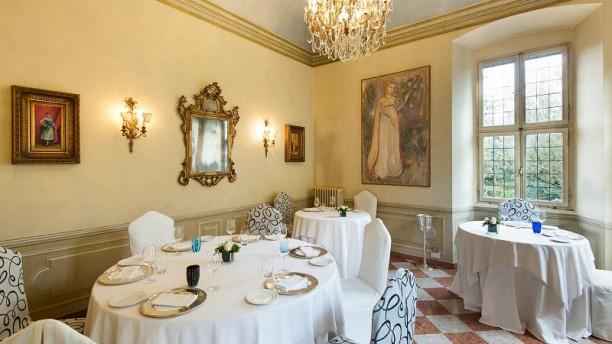 Castello Malvezzi sala