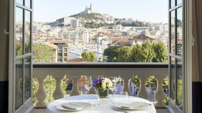 Alcyone - Restaurant - Marseille
