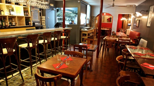 restaurant cantine sicilienne paris 75020 p re lachaise m nilmontant avis menu et prix. Black Bedroom Furniture Sets. Home Design Ideas