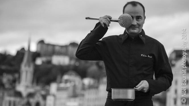 Le Chef Fabrice BONNOT - Cuisine et Dépendances by Fabrice Bonnot, Lyon