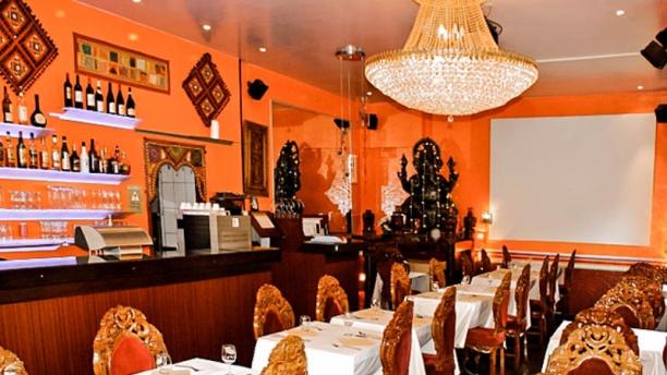 Café Bollywood Vue Salle