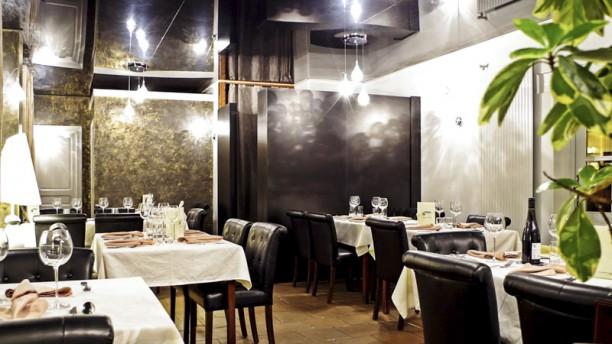 Le Chaudron Gastronomique Salle