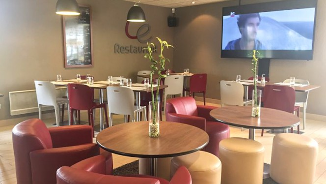 Campanile Nantes ~ Saint-Herblain - Restaurant - Saint-Herblain
