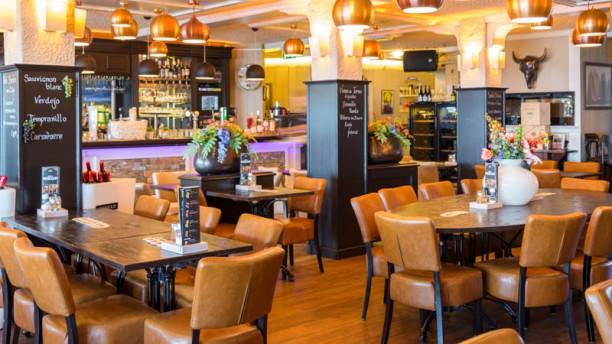 Lotje Wine & Dine Het restaurant
