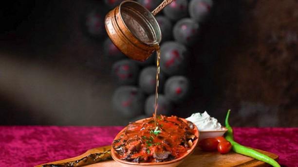 Lalezar Cafe Restaurant Specialiteit van de chef