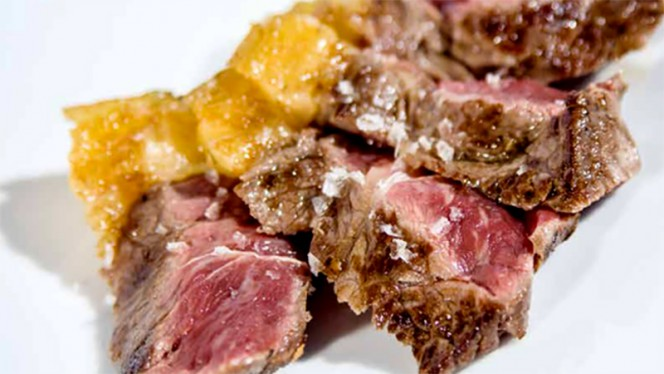 Sugerencia del chef - Chiquito Riz, Madrid