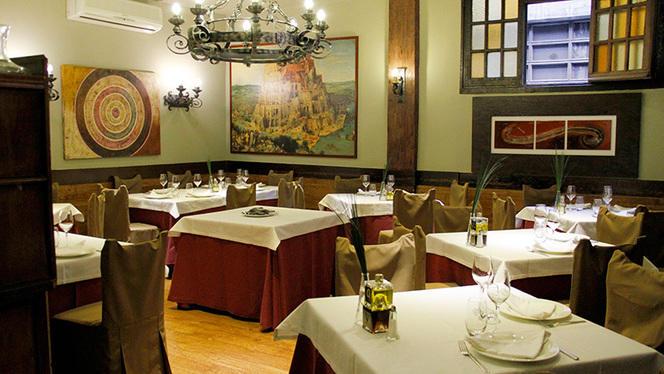 Vista sala - Chiquito Riz, Madrid