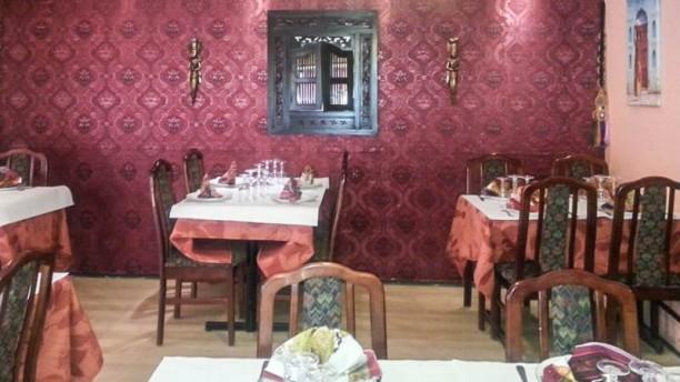 Jaipur Vue de la salle
