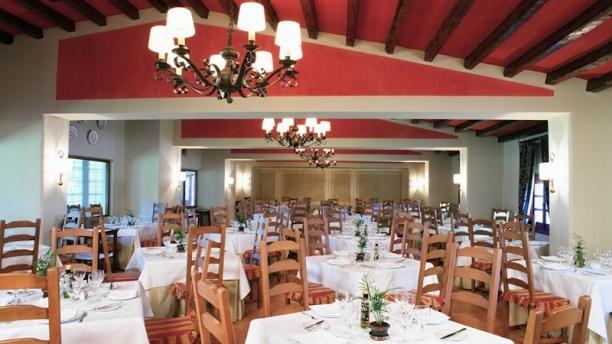 Restaurante Parador de Albacete Vista comedor