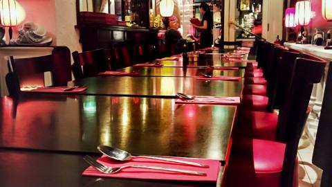 China Sichuan Kitchen Zeedijk, Amsterdam
