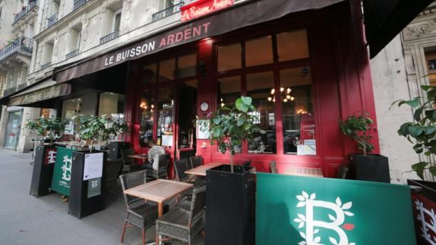 Le Buisson Ardent Restaurant Le Buisson Ardent Paris 5ème quartier Jussieu quartier latin