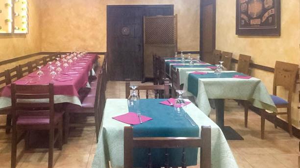 Taberna Casalta Vista de la sala
