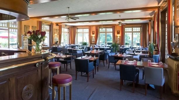 Le Restaurant du Golf Salle du restaurant