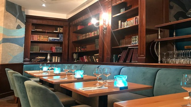 Le Drapeau - Restaurant - Vincennes