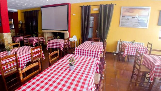 Origano Pizzeria ristorante italiano a Albufeira in Portogallo