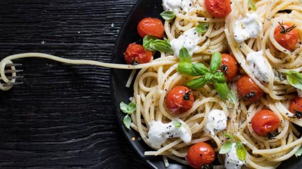 Teos italienska kök Mat
