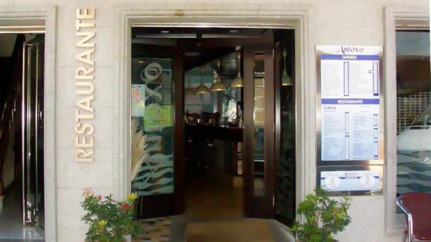 Meson Restaurante Antoxo Entrada