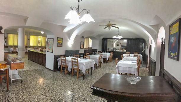Ristorante Pizzeria Della Posta vista sala