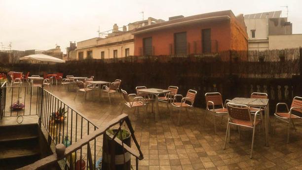 100% Valls Vista terraza