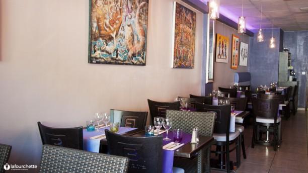 Le Beyrit's Salle du restaurant