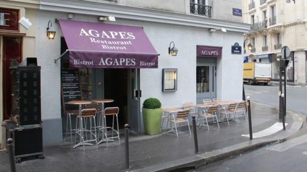 Agapes Restaurant