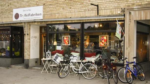Tryffelfabriken External view