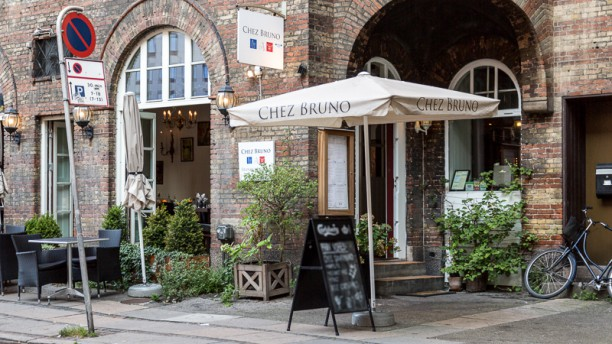 Chez Bruno Entrance